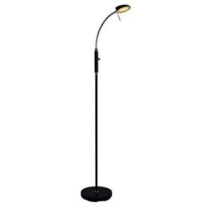 Led gulvlampe med en lampe