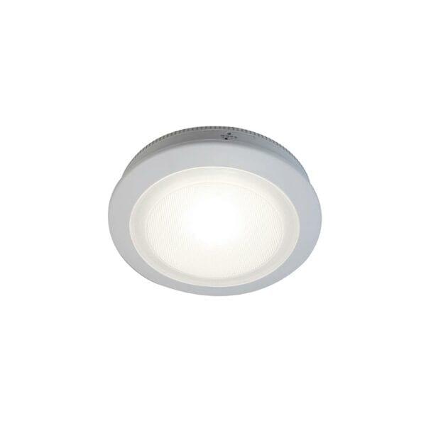 Lige ud Batteri lampe med LED | Tændes med et let tryk lampen HV03