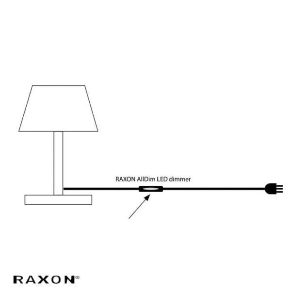 raxon-lysdaemper