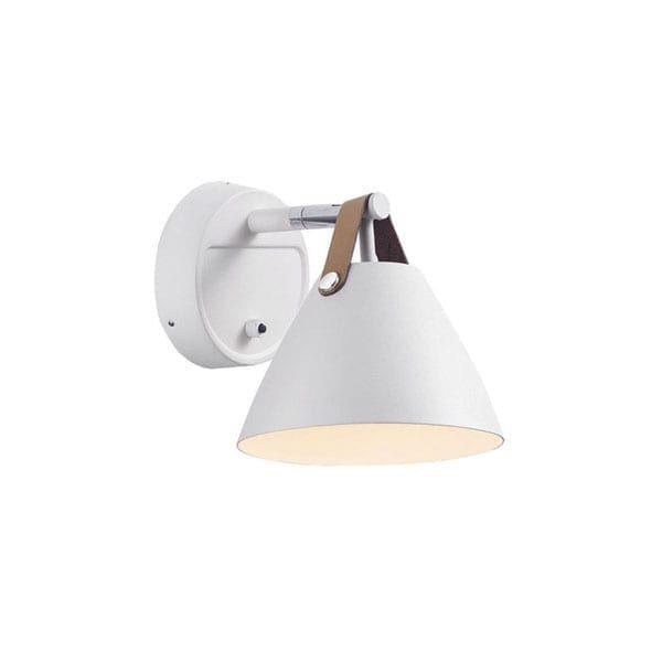 strap-hvid-15-vaeglampe