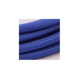 stofledning blå