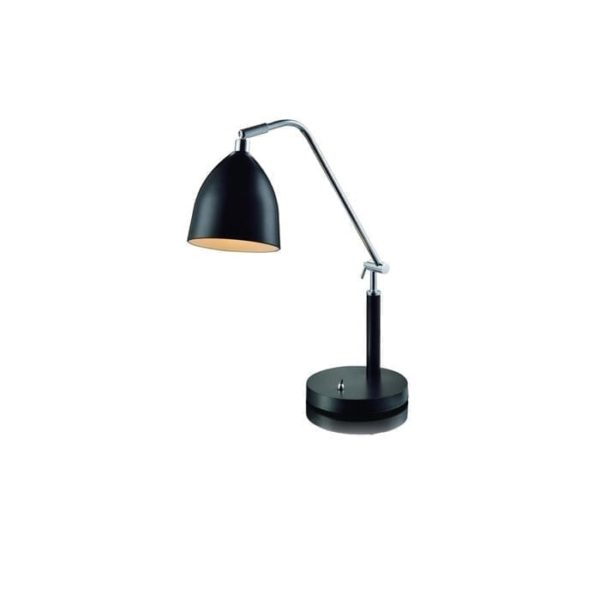 marksloejd-fredrikshamn-bordlampe-sort
