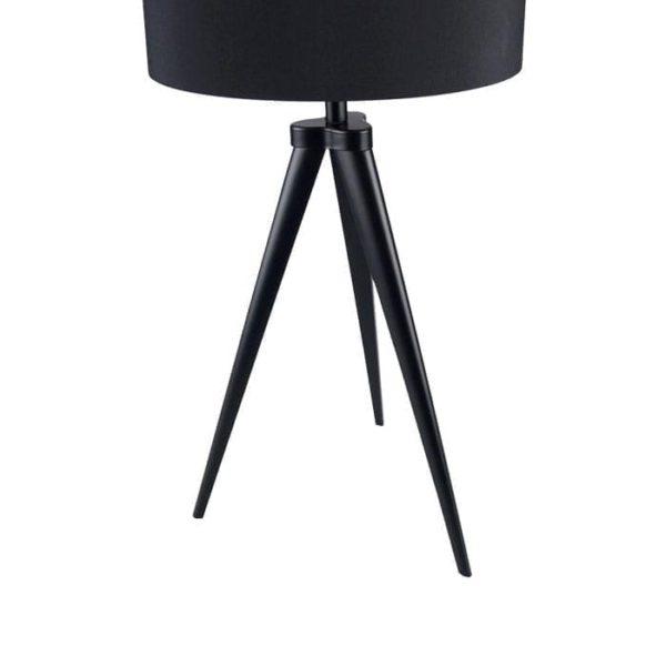 daroe-paso-tri-t1-35-bordlampe-sort