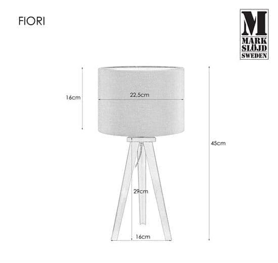 marksloejd-bordlampe-fiori-45-cm