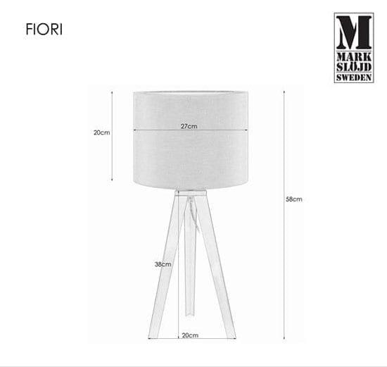 marksloejd-bordlampe-fiori-58-cm