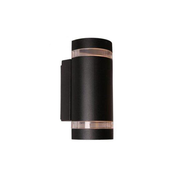 nordlux-dobbelt-focus-udendoers-vaeglampe-sort