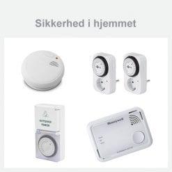 Sikkerhed i hjemmet
