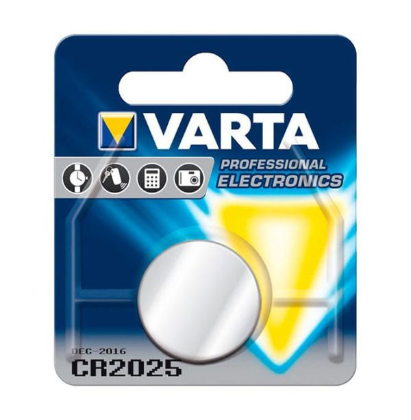 varta-cr2025-knapcelle-batteri
