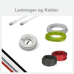 Ledninger og Kabler