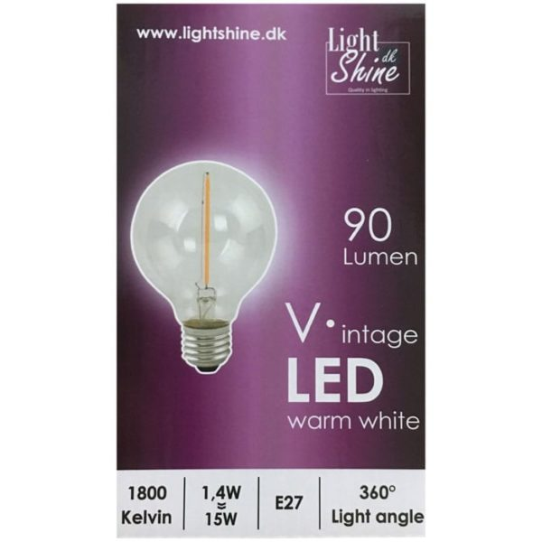 light-shine-globepaere-e27-vintage-led-1-4w