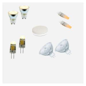 Diverse LED Pærer