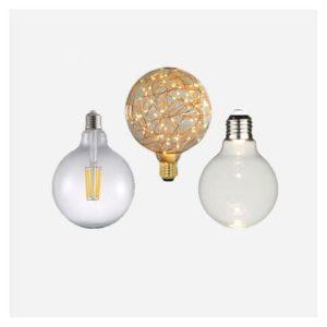 Globepærer LED