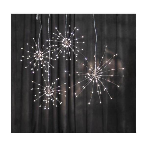 julestjerne-firework-120-led-soelv