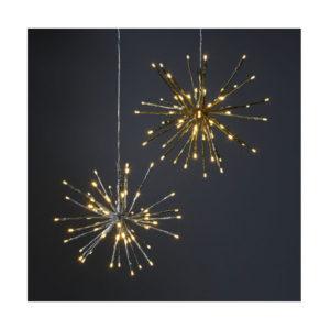 stjerne-firework-120-led-sort-og-soelv