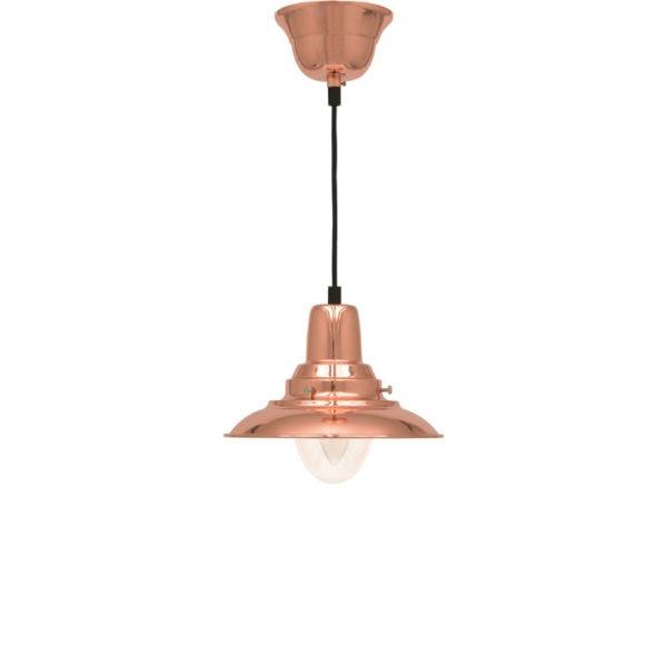 kobber-pendel-loftlampe-oe20-cm