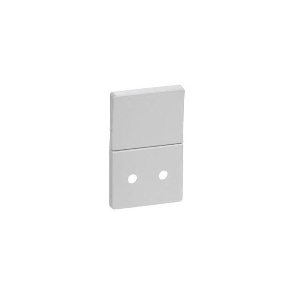 fuga-tangent-og-afdaekning-for-stikkontakt-med-afbryder-1½-modul-lysegraa