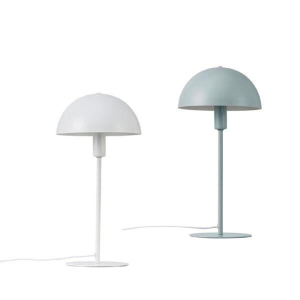 nordlux-bordlampe-ellen-hvid-og-groen