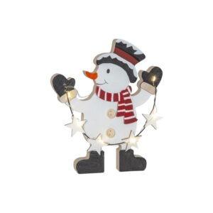 julefigur-snemand-med-led-lys
